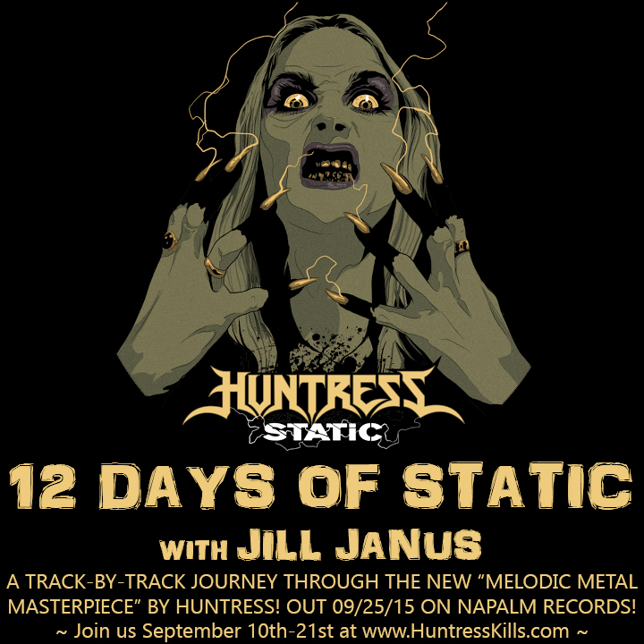 12 days of static