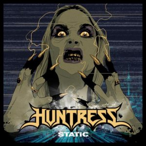 Static CD Cover