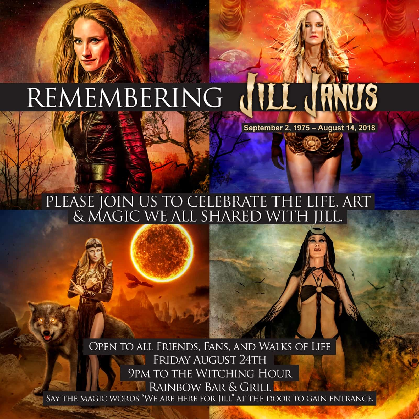 Remembering Jill Janus